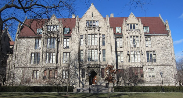 image of Eckhart Hall