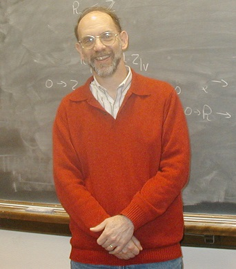 photo of Spencer Bloch