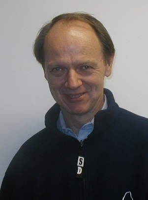 photo of Niels O. Nygaard