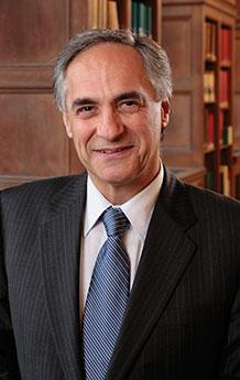 photo of Robert Zimmer